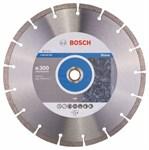 Алмазный круг 300х20 мм камень Professional (BOSCH)