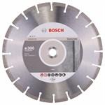 Алмазный круг 300х22,23 мм бетон Professional (BOSCH)