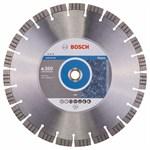 Алмазный круг 350х20 мм камень Best (BOSCH)
