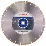 Алмазный круг 350х20/25.4 мм камень Professional (BOSCH)