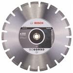 Алмазный круг 350х20/25.4 мм асфальт Professional (BOSCH)