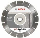 Алмазный круг 115 мм бетон (BOSCH)