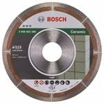 Алмазный круг 115х22,23 мм по керамике Best (BOSCH)