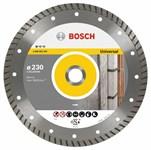 Алмазный круг 115х22,23 мм универсальный Professional Turbo (BOSCH)