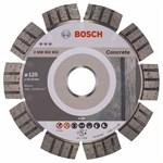 Алмазный круг 125х22,23 мм бетон Best (BOSCH)