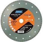 Алмазный круг 125х22.2 мм по кирпичу Turbo VULCAN JET (NORTON)