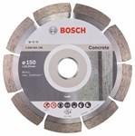 Алмазный круг 150х22,23 мм бетон Professional (BOSCH)