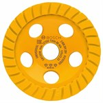 Алмазный чашечный шлифкруг Best for Universal Turbo 125 x 22,23 x 5 мм, BOSCH