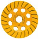 Алмазный чашечный шлифкруг Standard for Universal Turbo 125x22,23x5 мм, BOSCH