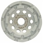 Алмазный чашечный шлифкруг Best for Concrete 125x22,23x4,5 мм, BOSCH