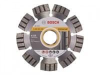 Алмазный круг 115х22,23 мм универсальный Best (BOSCH)