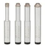 Алмазные свёрла Easy Dry Best for Ceramic (d  6-12 мм) для сухого сверления, BOSCH