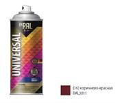 Эмаль аэрозольная универсальная INRAL UNIVERSAL ENAMEL 16 (коричнево-красный) 400 мл