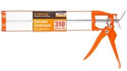 Пистолет для герметика скелетный 310 мл STARTUL STANDARD