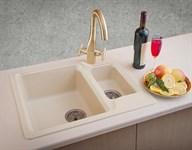 Кухонная мойка GRANICOM G-011 (600*500 мм)