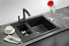 Кухонная мойка GRANICOM G-017 (640*490 мм)