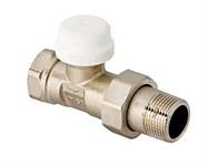 """Клапан термостатический для радиатора прямой 1/2"""" VALTEC"""