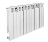 Радиатор алюминиевый 500/100 12-секционный TENRAD