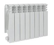 Радиатор алюминиевый 500/100 8-секционный TENRAD