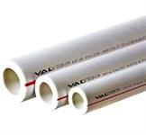 Труба полипропиленовая 32х5,4 мм PPR (PN20), белая (1шт./4 м.п.) VALTEC