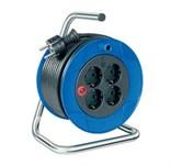 Удлинитель на катушке 15 м (4 роз., 3.5 кВт, кабель 3х1,5 мм2) Brennenstuhl Compact