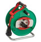 Удлинитель на катушке 40м (1 роз., 3.3кВт, кабель до -35С) Brennenstuhl Garant (3,3кВт; 3х1,5мм2; степень защиты: IP44; для сада)