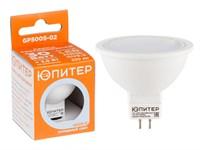 Лампа светодиодная JCDR 5 Вт 170-240В GU5.3 4000К ЮПИТЕР (JP5005-04)