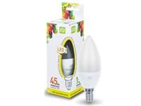 Лампа светодиодная C37 СВЕЧА 5 Вт 160-260В E14 3000К ASD (4690612002200)