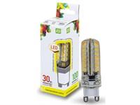 Лампа светодиодная JCD 5 Вт 160-260В G9 3000К ASD (4690612004594)