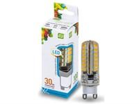 Лампа светодиодная JCD 5 Вт 160-260В G9 4000К ASD (4690612004631)