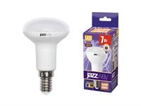 Лампа светодиодная R50 7 Вт POWER 230В E14 3000К JAZZWAY (1033628)