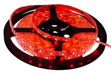 Лента светодиодная PLS 2835/60 (5 м в уп, красный, IP20), JAZZWAY