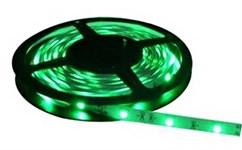 Лента светодиодная STN-3528/60 (5 м в уп, зеленая, IP20), JAZZWAY