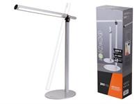 Светильник светодиодный настольный 6 Вт PTL-1302 серебро JAZZWAY