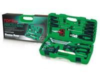 Набор слесарного инструмента в чемодане 30 предметов TOPTUL
