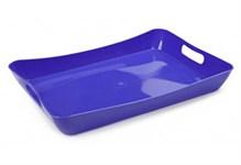 Поднос Funny, лазурно-синий, 422х282х52 мм