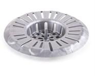Фильтр для раковины Berossi, пластмассовый, 79х15 мм, металлик
