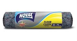 Тряпка для пола NV (хлопок, размер 50 x 70 см, плотность 300 г/м) NOVAX