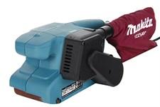 Ленточная шлифовальная машина МAKITA 9910, (650 Вт, лента 76х457 мм)