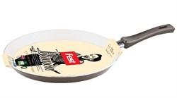 Сковорода блинная 26х3 см для керамических, электрических и газовых плит, серия Bianca, FEST