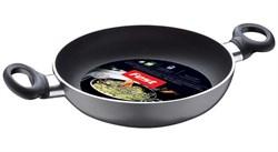 Сковорода двуручная 18х4 см для керамических, электрических и газовых плит, серия Magic, FEST