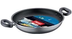 Сковорода двуручная 22х5 см для газовых плит, серия Magic, FEST