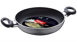 Сковорода двуручная 22х5 см для керамических, электрических и газовых плит, серия Magic, FEST