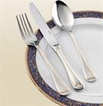 Набор столовых приборов 24 шт. декорированный золотом серия Topkapi, HISAR