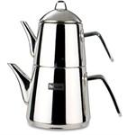 Набор чайный (чайник 2,5л + заварочный чайник 1,1л), серия Rio, HISAR