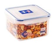 Контейнер пластиковый квадратный для пищевых продуктов, 1,25 л, Good&Good