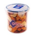 Контейнер пластиковый круглый для пищевых продуктов, 0,78 л, Good&Good