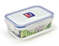 Контейнер пластиковый прямоугольный для пищевых продуктов, 0,33 л, Good&Good