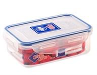 Контейнер пластиковый прямоугольный для пищевых продуктов, 0,5 л, Good&Good
