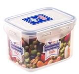 Контейнер пластиковый прямоугольный для пищевых продуктов, 0,63 л, Good&Good